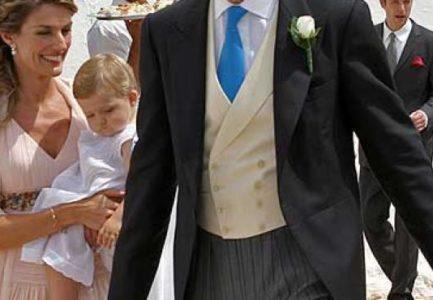 Vestuario masculino en bodas – el chaqué